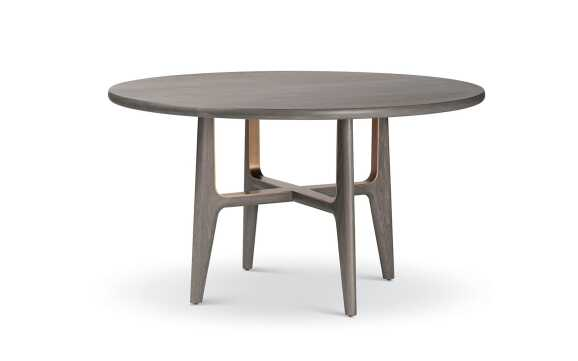 Troscan Cadre Round Dining Table